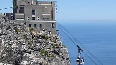 Table Mountain/Robben Island Tour
